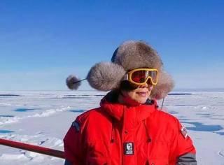 毕淑敏:我与北极点,初见即是永诀