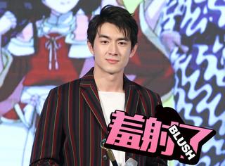 林更新回应和赵丽颖拍完吻戏就跑:不是自己女朋友能不紧张吗?