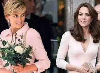 戴安娜VS凯特,一对跨世纪婆媳,一样的王妃不一样的时尚路