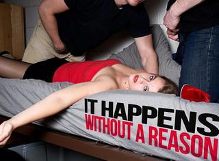 这组曾经引发轰动的反性侵广告,现在看也十分应景
