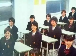 一个班里竟然出了十多位明星!想和他们做同学……
