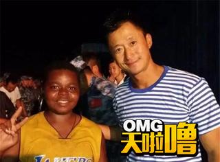 《战狼2》里的两个非洲小孩竟然都来自中国,而且中文超6
