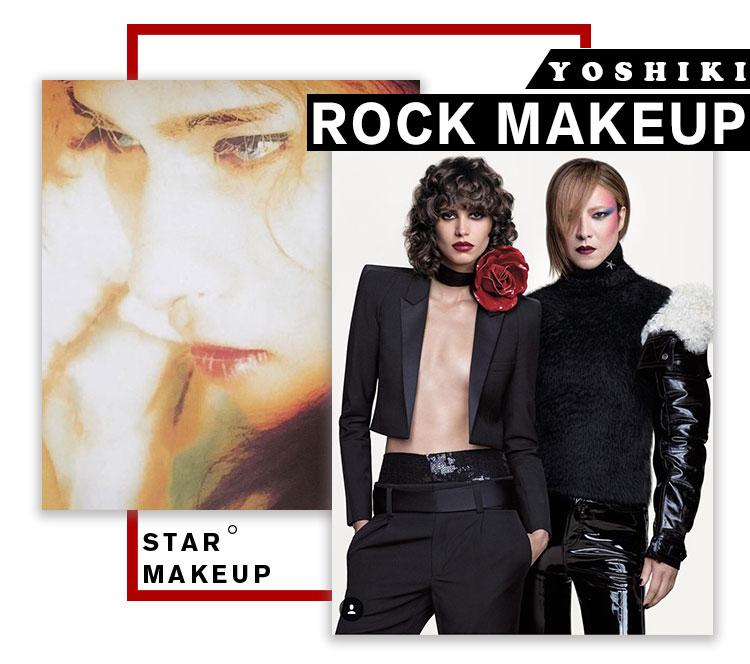 ROCK STAR的摇滚范儿,一般人可学不来!