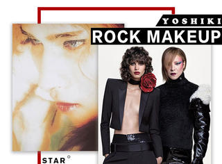 ROCK STAR的搖滾范兒,一般人可學不來!