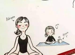 为什么那么多姑娘喜欢瑜伽?(女士勿入,太扎心)