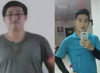 5个月狂甩35斤,如今帅到认不出!整容之前,先试试减肥可好?!