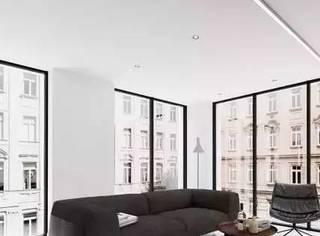 有一种中式美学叫留白,客厅越简单越舒适!