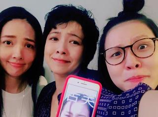 """《小时代》时代姐妹花重聚,杨幂竟然以""""苦笑""""的方式出现!"""