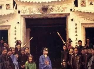 100年前一个法国人拍摄了72000张中国彩色照片
