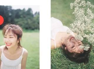 天呐谭松韵居然27岁了,她真的是吃可爱长大的女孩子
