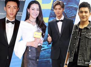 鹿晗、热巴、黄景瑜、韩东君,9月至10月开机的戏都有谁?