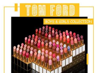 Tom Ford那个令人疯狂的系列有了另一半了!现在它们要合伙抢钱~