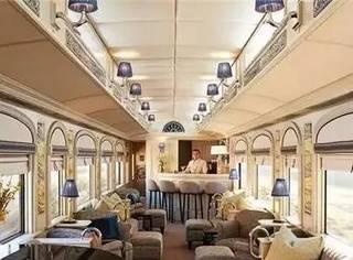 世界各地最奢华的列车,又要骗我攒钱了...