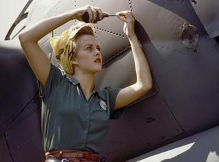 历史上那些美而坚韧的女性形象:只要愿意,我们无所不能