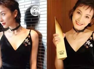 吴昕还带着潘玮柏送的项链…可是节目不是已经结束了吗?