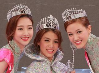 香港小姐越来越看不懂,赵雅芝张曼玉的年代一去不复返了?