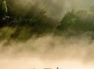 """这座不太出名的湘南小城,却藏着一个晨雾弥漫的""""东方瑞士"""",初秋美炸了!"""