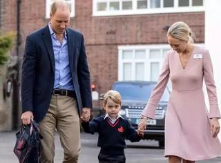 练芭蕾,没作业,人道主义教育,小王子乔治第一天上学要经历什么