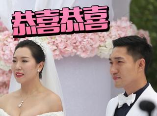 也就乒乓球队了,马龙许昕王皓,李晓霞的婚礼来了12个世界冠军