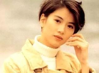 18岁的袁咏仪有多漂亮?穿搭至今还在被模仿