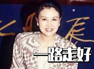 TVB老戏骨廖丽丽患舌癌去世,曾为治病切掉半条舌头