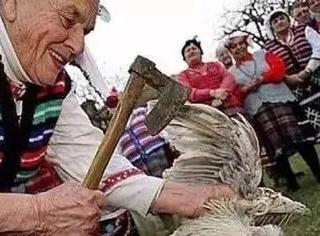杀鸡焉用牛刀,要用砍刀才显得有气势!
