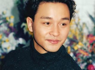 时光流转14载,今天我们依旧不忘对哥哥张国荣说一句:生日快乐