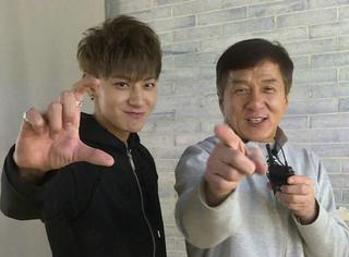 《英伦对决》推广曲MV曝光,黄子韬以原创歌曲向偶像成龙致敬
