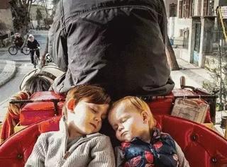 你知道带孩子旅行有多累吗?没当过爸妈真的没资格评论