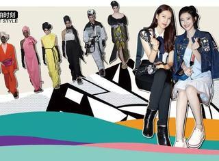 独家携手唐艺昕,是谁在 Marc Jacobs和她甜蜜比心?