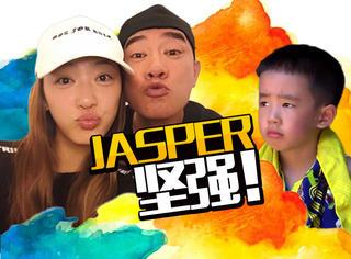 陈小春对儿子超凶?那你一定没看过应采儿是咋对Jasper的...孩子太惨了