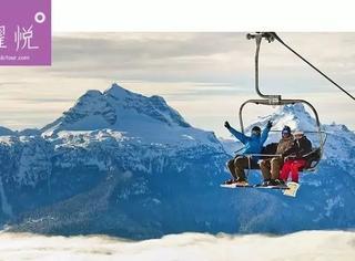 加拿大8大顶级滑雪场,飞驰白雪之巅,今冬非去不可!