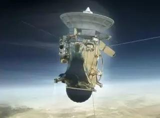 它在宇宙里飞行20年,如今永远的留在了土星