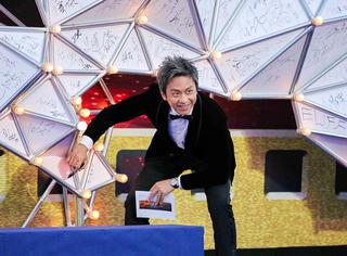 第31届金鸡奖红毯:邓超现场最活泼,全场都是他伐木累!