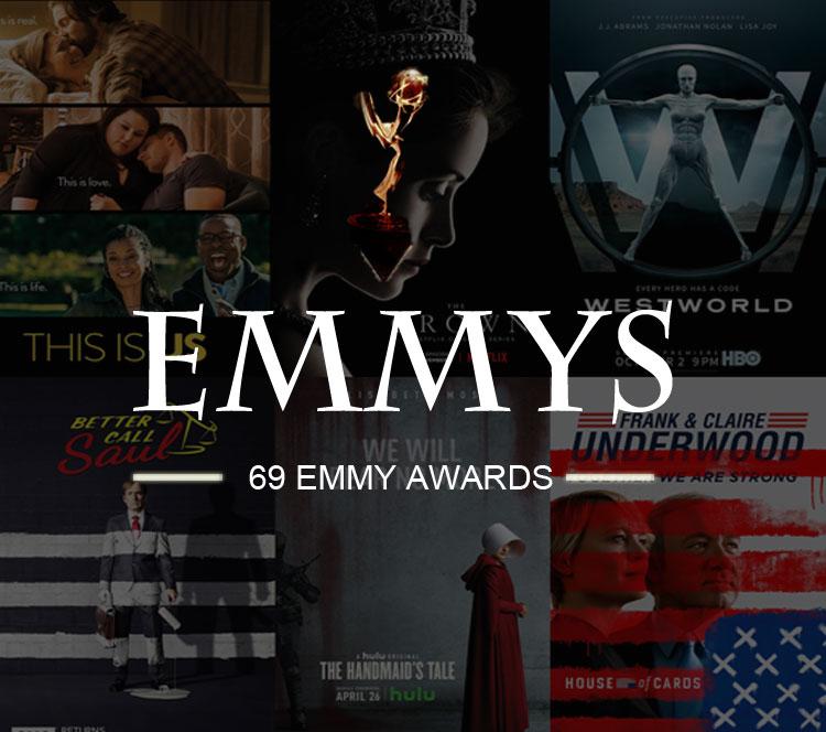 第69届艾美奖获奖名单:《使女的故事》《大小谎言》成最大赢家!