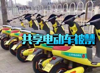 """杭州共享电动车被禁,谁该为""""共享""""负责"""