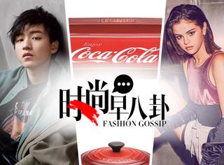 Puma于宣布正式签约赛琳娜加入代言人队列!!! 王俊凯登上Vogue Me10月刊封面!!