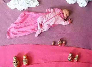 给小宝宝拍一组这样的照片,美翻全世界!