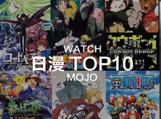 美国网友评出的日本动漫TOP10,《海贼王》排第四,第一竟然是它!