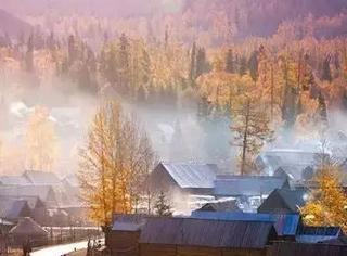 秋季最美的10大村落,任何一个都堪称人间仙境!