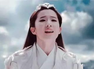赵丽颖、杨幂、刘亦菲哭起来又美又仙