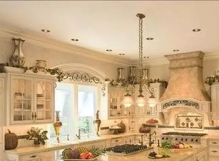 不会做饭也要装装样子!DIY也能拥有完美欧式厨房~