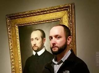请问,逛博物馆突然看见几百年前的自己是什么体验?