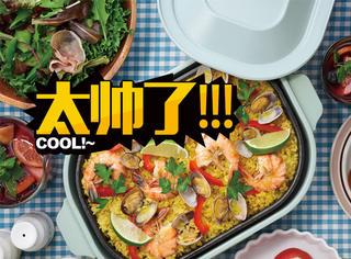 马卡龙厨房电器,日常早餐,聚会烤肉统统hold住!
