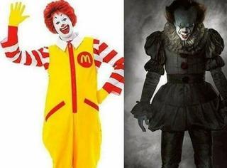 阴谋?碰瓷?爱的挑衅!汉堡王称《小丑回魂》是给麦当劳打广告