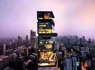 印度首富27层豪宅矗立贫民窟,这么炫富不会被打吗?
