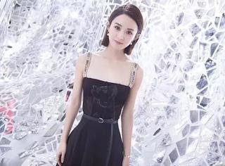 赵丽颖,你和这条裙子好般配