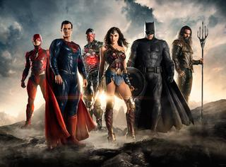 集齐六巨头DC发动《正义联盟》反攻漫威!超人复活了!