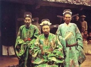 108年前,这个法国人拍下中国最早彩色照片