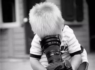 别笑,最萌摄影师都是这样练成的!
